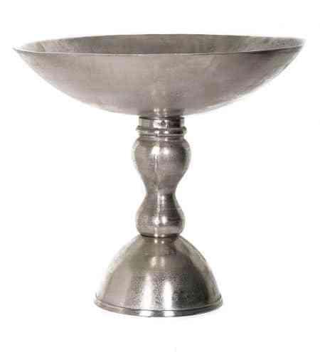 Metal Large Centerpice Bowls