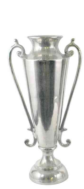Metal Trophy Vases