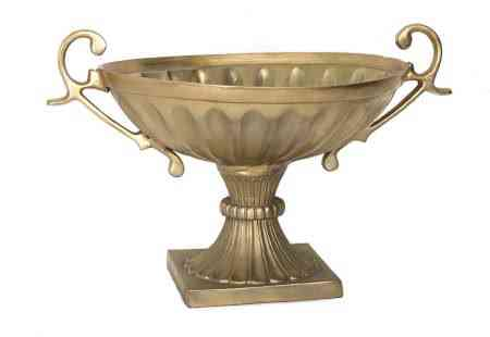 Metal Trophy Bowls