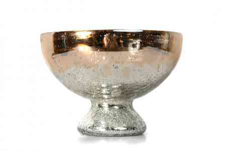 Glass Centerpiece Bowl