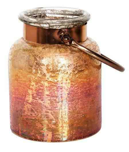 Decorative Glass Jars with Handles