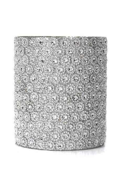 Mercury Glass Bouquet Holders