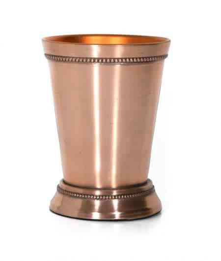 Metal Mint Julep Cups
