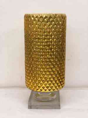 Cane and Glass Mint Julep Cup