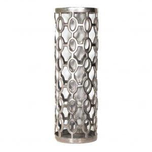 Nickle Aluminum round pedestal 36″x12″